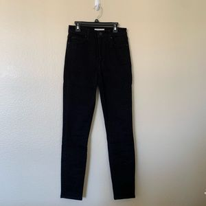 joie high waisted jeans